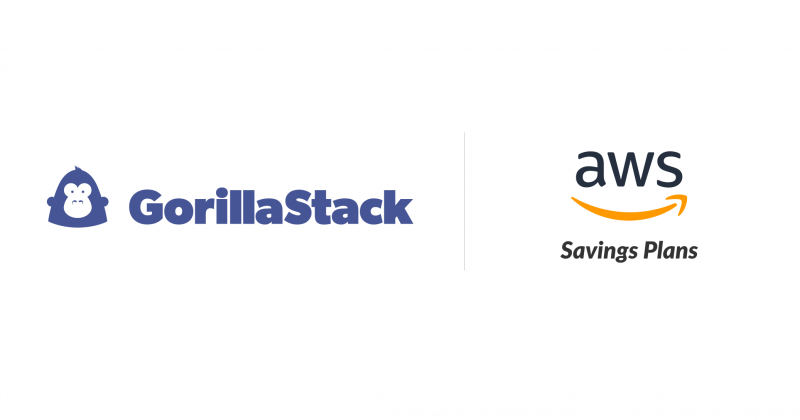 GorillaStack and AWS Savings Plans