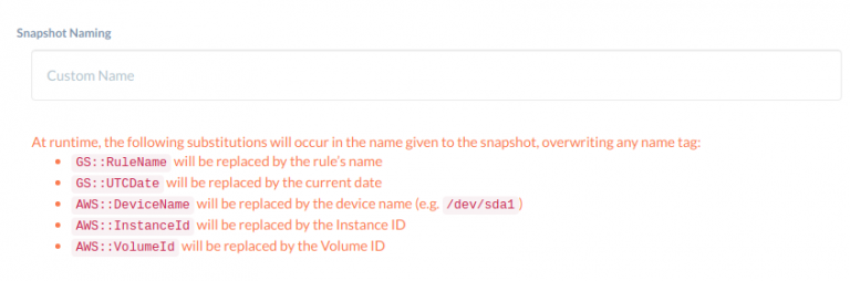 Deeper Data Interpolation For Backup Actions