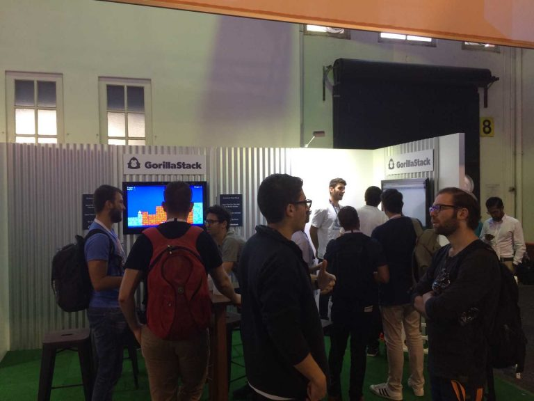 8 Things We Learned at the AWS Sydney Summit - Booth