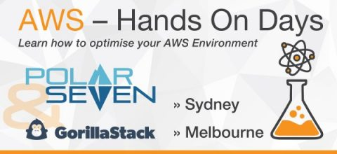 GorillaStack and Polar 7 Hands On Optimisation Day With AWS