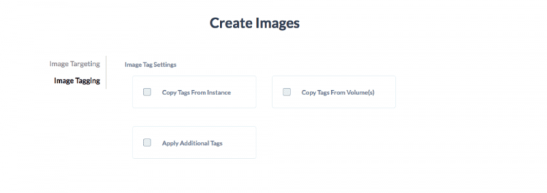 Automatically Create Images in AWS