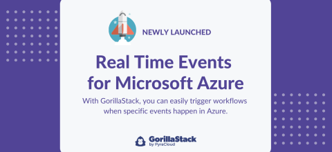 Real Time Events for Microsoft Azure